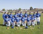 Valley Christian Academy Lions Boys Varsity Baseball Spring 17-18 team photo.