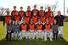 Central Kitsap Cougars Boys Varsity Baseball Spring 17-18 team photo.