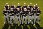 West Fork Tigers Boys Varsity Baseball Spring 17-18 team photo.