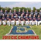 Elwood Panthers Boys Varsity Baseball Spring 17-18 team photo.