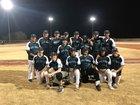 Santa Teresa Desert Warriors Boys Varsity Baseball Spring 17-18 team photo.