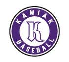 Kamiak Knights Boys Varsity Baseball Spring 17-18 team photo.