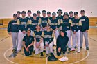 Waterbury Career Academy Spartans Boys Varsity Baseball Spring 17-18 team photo.