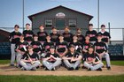 R.A. Long Lumberjacks Boys Varsity Baseball Spring 17-18 team photo.