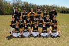 Quitman Bulldogs Boys Varsity Baseball Spring 17-18 team photo.