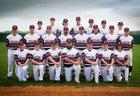 McLean County Cougars Boys Varsity Baseball Spring 17-18 team photo.