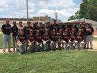 Mt. Vernon Rams Boys Varsity Baseball Spring 17-18 team photo.