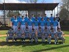 South Jones Braves Boys Varsity Baseball Spring 17-18 team photo.