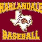 Harlandale Indians Boys Varsity Baseball Spring 17-18 team photo.