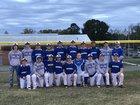 Mt. Vernon-Enola Warhawks Boys Varsity Baseball Spring 17-18 team photo.