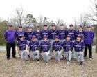 Concord Pirates Boys Varsity Baseball Spring 17-18 team photo.