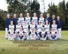 Sierra Canyon Trailblazers Boys Varsity Baseball Spring 17-18 team photo.