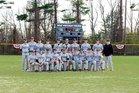 Whitman Vikings Boys Varsity Baseball Spring 17-18 team photo.