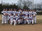 Berryville Bobcats Boys Varsity Baseball Spring 17-18 team photo.