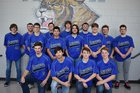 Rector Cougars Boys Varsity Baseball Spring 17-18 team photo.