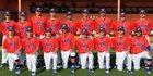 Hardee Wildcats Boys Varsity Baseball Spring 17-18 team photo.
