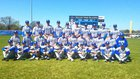 Valley View Blazers Boys Varsity Baseball Spring 17-18 team photo.