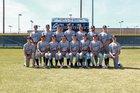 Goddard Rockets Boys Varsity Baseball Spring 17-18 team photo.