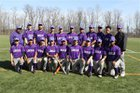 Lincoln Lancers Boys Varsity Baseball Spring 17-18 team photo.