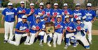 Fillmore Flashes Boys Varsity Baseball Spring 17-18 team photo.