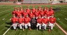 Pea Ridge Blackhawks Boys Varsity Baseball Spring 17-18 team photo.
