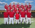 Las Cruces Bulldawgs Boys Varsity Baseball Spring 17-18 team photo.