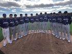 Miyamura Patriots Boys Varsity Baseball Spring 17-18 team photo.