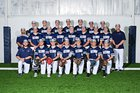 Greenwood Bulldogs Boys Varsity Baseball Spring 17-18 team photo.
