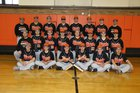 East Rockaway Rocks Boys Varsity Baseball Spring 17-18 team photo.