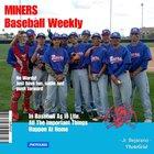 San Manuel Miners Boys Varsity Baseball Spring 17-18 team photo.
