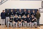 Maumelle Charter Falcons Boys Varsity Baseball Spring 17-18 team photo.