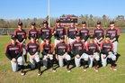 Mena Bearcats/Ladycats Boys Varsity Baseball Spring 17-18 team photo.