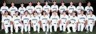 Lone Star Rangers Boys Varsity Baseball Spring 17-18 team photo.