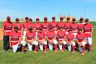 Rio Grande City Rattlers Boys Varsity Baseball Spring 17-18 team photo.