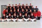 Conemaugh Township Indians Boys Varsity Baseball Spring 17-18 team photo.
