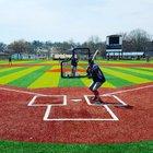 DuBois Central Catholic Cardinals Boys Varsity Baseball Spring 17-18 team photo.