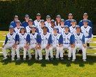 Bellevue Christian Vikings Boys Varsity Baseball Spring 17-18 team photo.