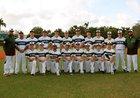 Pine Crest Panthers Boys Varsity Baseball Spring 17-18 team photo.