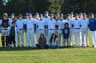 North Mason Bulldogs Boys Varsity Baseball Spring 17-18 team photo.