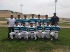 Navajo Prep Eagles Boys Varsity Baseball Spring 17-18 team photo.