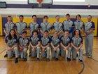 Holland Dutchmen Boys Varsity Baseball Spring 17-18 team photo.