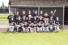 Toledo Indians Boys Varsity Baseball Spring 17-18 team photo.