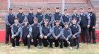 Monticello Buckaroos Boys Varsity Baseball Spring 17-18 team photo.