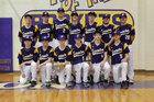 Scranton Rockets Boys Varsity Baseball Spring 17-18 team photo.