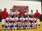 Yelm Tornados Boys Varsity Baseball Spring 17-18 team photo.
