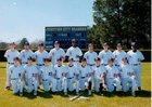 Junction City Dragons Boys Varsity Baseball Spring 17-18 team photo.