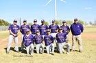 Tucumcari Rattlers Boys Varsity Baseball Spring 17-18 team photo.