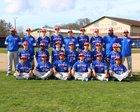 Washington Patriots Boys Varsity Baseball Spring 17-18 team photo.