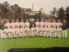 Glenwood Gators Boys Varsity Baseball Spring 17-18 team photo.