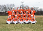 Union-Endicott Tigers Boys Varsity Baseball Spring 17-18 team photo.